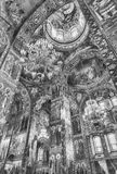 Church of the Savior on Blood, interior, St. Petersburg, Russia Stock Image