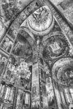 Church of the Savior on Blood, interior, St. Petersburg, Russia Stock Photos