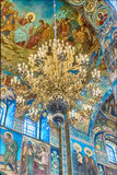 Church of the Savior on Blood, interior, St. Petersburg, Russia Stock Photography