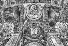 Church of the Savior on Blood, interior, St. Petersburg, Russia Stock Images