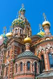 Church of Savior on Blood Stock Images