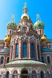 Church of Savior on Blood Royalty Free Stock Photo