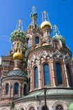 Church of Savior on Blood Royalty Free Stock Photos