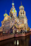Church of the Savior on Blood, Saint-Petersburg, Russia Royalty Free Stock Images