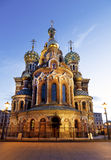 Church of the Savior on Blood in St. Petersburg Royalty Free Stock Image