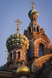 Church of the Savior on the Blood in St. Petersburg, Russia Stock Image