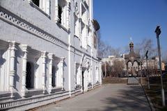 Church of the Savior Holy Face. Stock Image