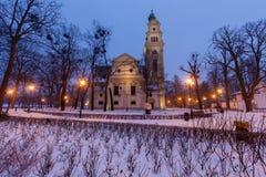 Church of the Savior in Sopot. Sopot, Pomerania, Poland royalty free stock photos