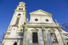 Church of the Savior in Sopot. Sopot, Pomerania, Poland stock photography