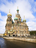 Church of the Savior on Spilled Blood 02 Royalty Free Stock Image