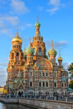 The Church of the Savior on Spilled Blood. St. Petersburg, Russia Stock Image