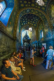 Church of the Savior on Spilled Blood. Interior. Stock Images