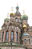 Church of Savior on the Spilled Blood Royalty Free Stock Image