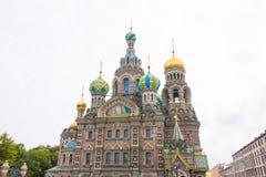 Orthodox Church St Petersburg royalty free stock photos