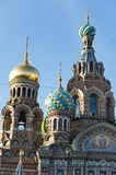 Church Of Savior On Spilled Blood Royalty Free Stock Photography