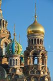 Church Of Savior On Spilled Blood Royalty Free Stock Photo