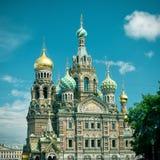 Church of the Savior on Spilled Blood, Saint Petersburg Royalty Free Stock Photos