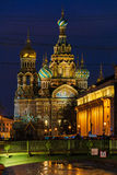 The Church of the Savior on Spilled Blood, Saint Petersburg Royalty Free Stock Image