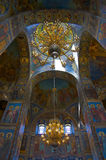 The Church of Savior on Spilled Blood Royalty Free Stock Image