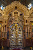 The Church of Savior on Spilled Blood Royalty Free Stock Images