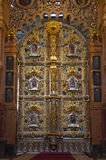 The Church of Savior on Spilled Blood Stock Images