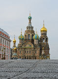Church of the Savior on Spilled Blood Royalty Free Stock Photos
