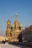 Church of the Saviour on Blood Royalty Free Stock Image