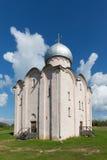 Church of the Saviour on Nereditsa. Novgorod. Russia. Stock Photography