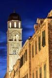 Church of the saviour at night Royalty Free Stock Image