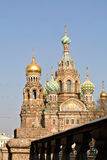 Church of the Saviour on Spilled Blood or Cathedral of the Resurrection of Christ, St. Petersburg Royalty Free Stock Photography