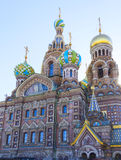 Church of the Saviour on Spilled Blood Stock Photo