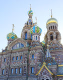 Church of the Saviour on Spilled Blood Royalty Free Stock Image