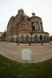 Church of the Saviour on Spilled Blood Royalty Free Stock Images