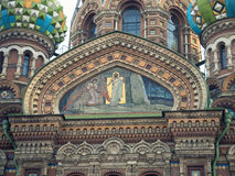 Church of the Saviour on Spilled Blood, St. Petersburg Royalty Free Stock Photography