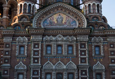 Church of the Saviour on Spilled Blood, St. Petersburg, Russia. Church of the Saviour on Spilled Blood in St. Petersburg, Russia stock images