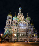 Church of the Saviour on Spilled Blood.St. Petersburg, Russia Stock Image