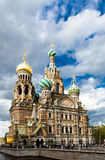Church of the Saviour on Spilled Blood, St. Petersburg, Russia Royalty Free Stock Photo