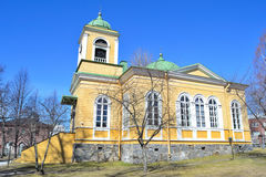 Church in Savonlinna, Finland Royalty Free Stock Image