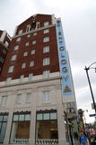 Church of Scientology Building in Hollywood, California Royalty Free Stock Images