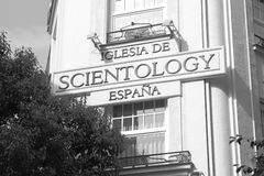 Church of Scientology Stock Photo