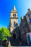 Church of Scotland Saint Andrew's Parish Churchon Stock Photo