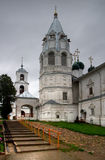Church in Sergiev Pasad. Russia royalty free stock image