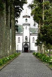 Church of Sete Cidades, Sao Miguel, Portugal Royalty Free Stock Photo