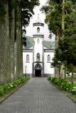 Church of Sete Cidades, Sao Miguel, Portugal Royalty Free Stock Photo