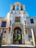 Church in Seville Royalty Free Stock Photos