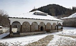 Church of Shiroka Laka in Bulgaria Royalty Free Stock Image