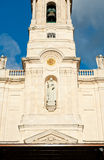 Church of the Shrine of Our Lady,Fatima, Portugal Stock Images