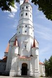Church in Siauliai Stock Image