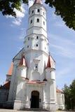 Church in Siauliai Stock Image
