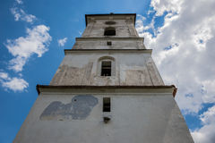 Church in Sibiel Stock Photo